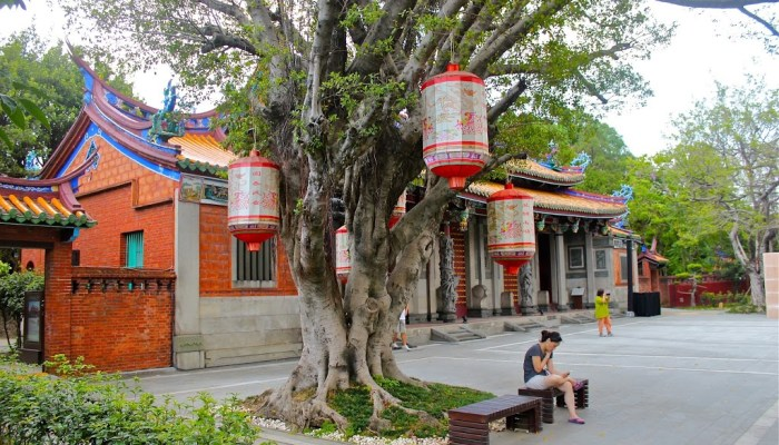 The Confucius Temple, Taipei