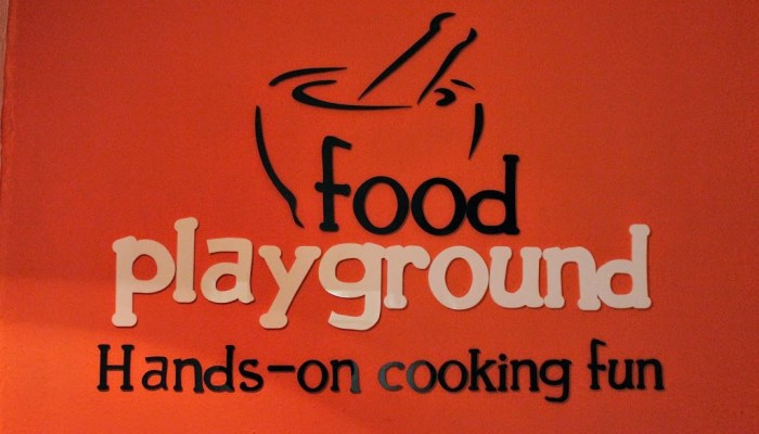 Food Playground Singapore. From dummie to yummie.