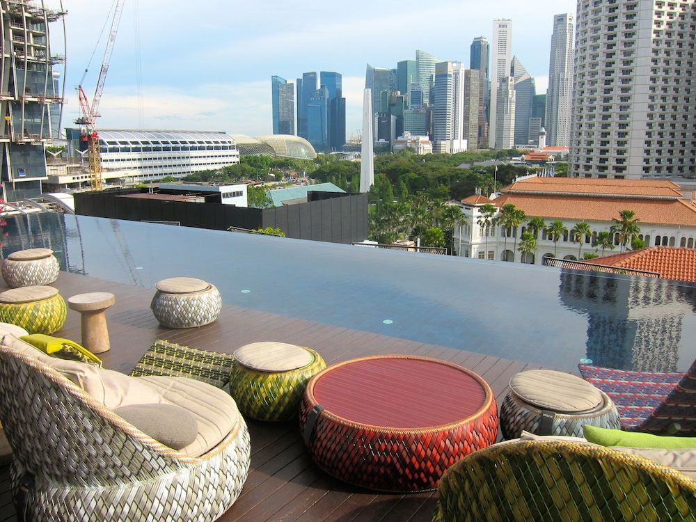 15 cool hotels in singapore curly traveller for Cool design hotel