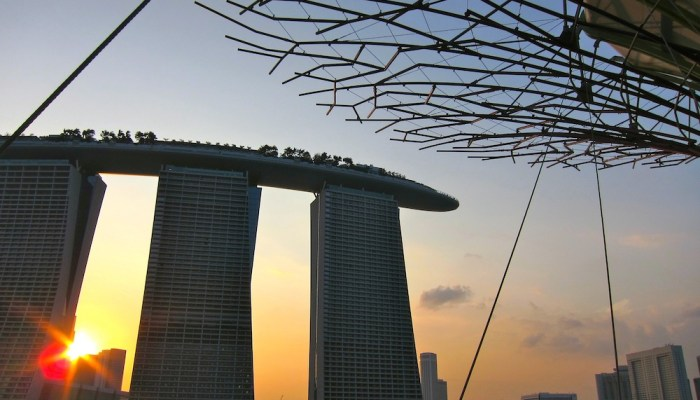 15 Cool hotels in Singapore