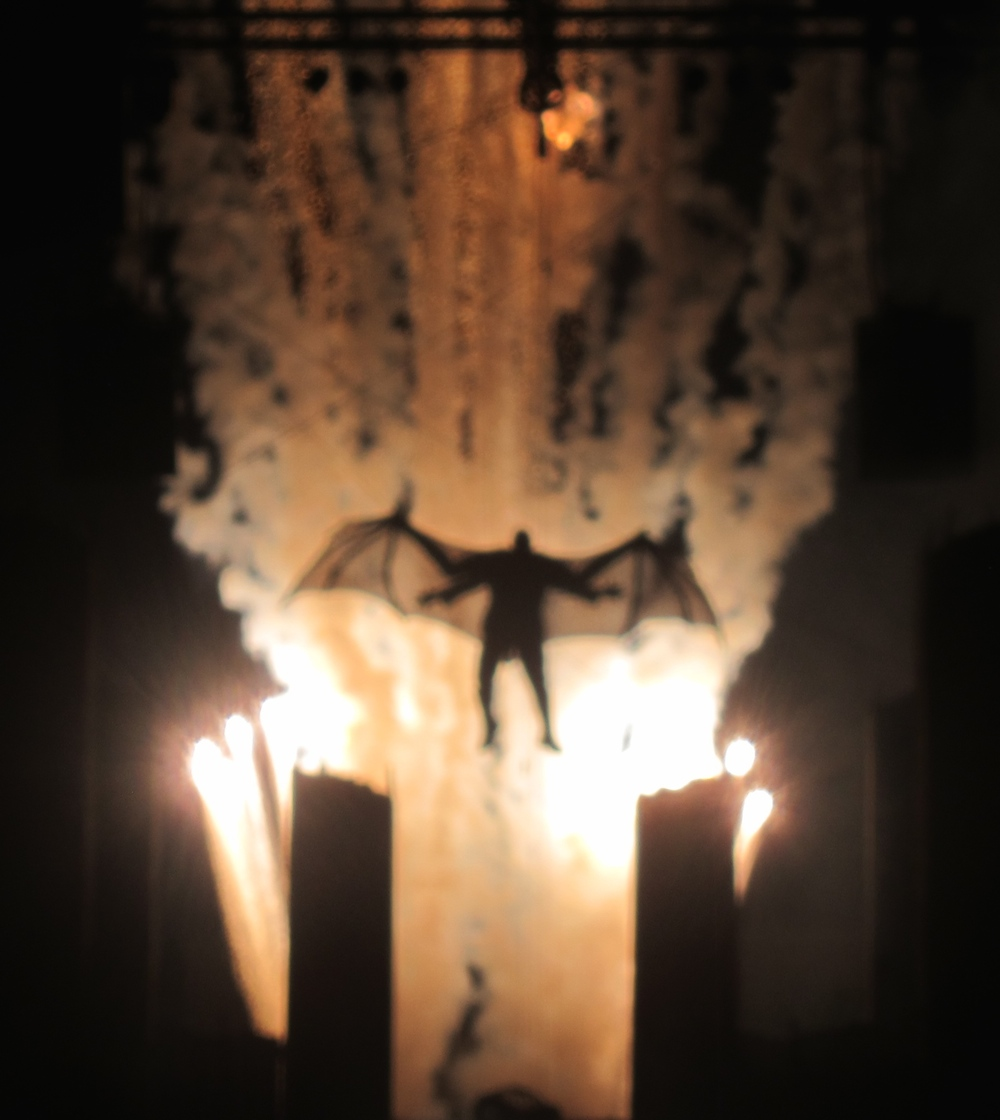 demon coming down to earth |curlytraveller.com
