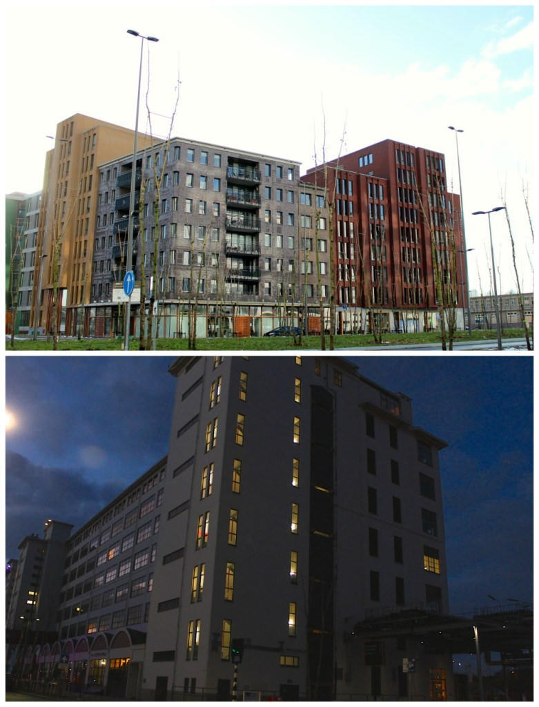 New buildings in Strijp-S Eindhoven |curlytraveller.com