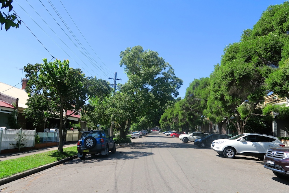 Wide lanes in St Peters, Sydney |curlytraveller.com