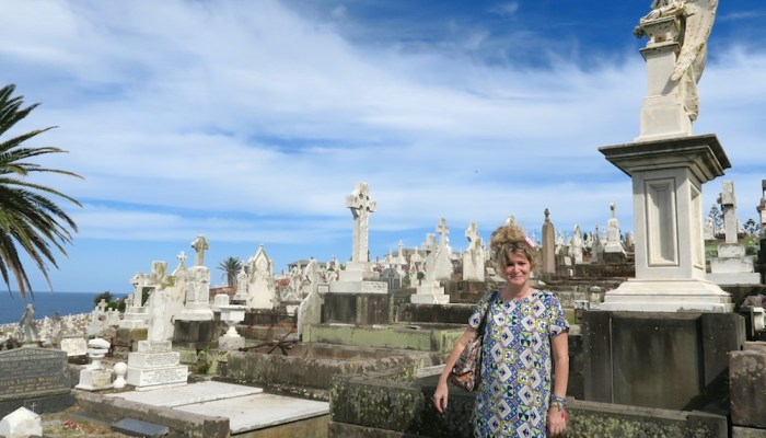 Waverley Cemetery in Bronte has a view to die for