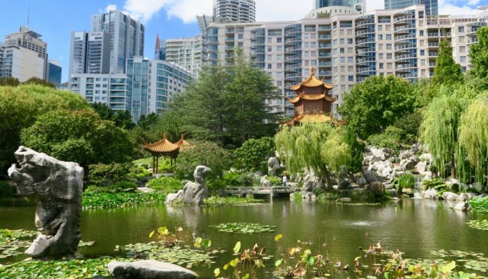 Chinese Garden Sydney- a green, tranquil oasis in Darling Harbour