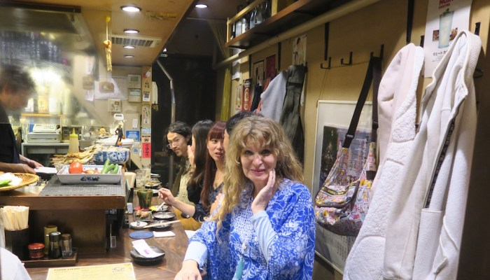My 10 favourite bars and restaurants in Tokyo – part 1