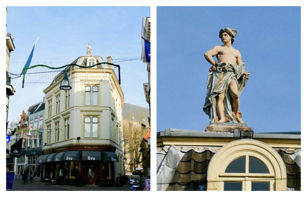 Lovely architecture and details in Zwolle city centre |curlytraveller.com
