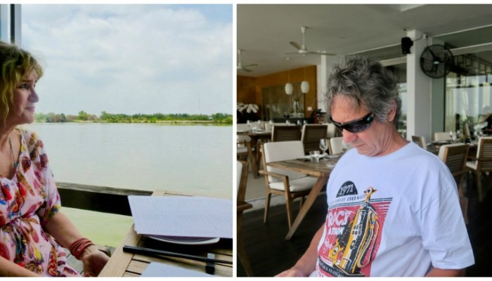 Review of The Deck at the Saigon River