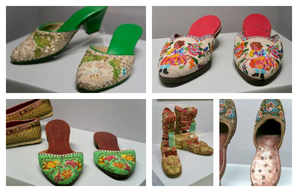 Collection of Peranakan mules |curlytraveller.com