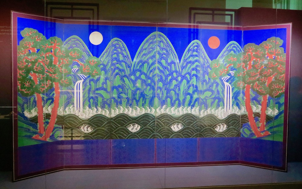 painted panles from Joseon period |curlytraveller.com