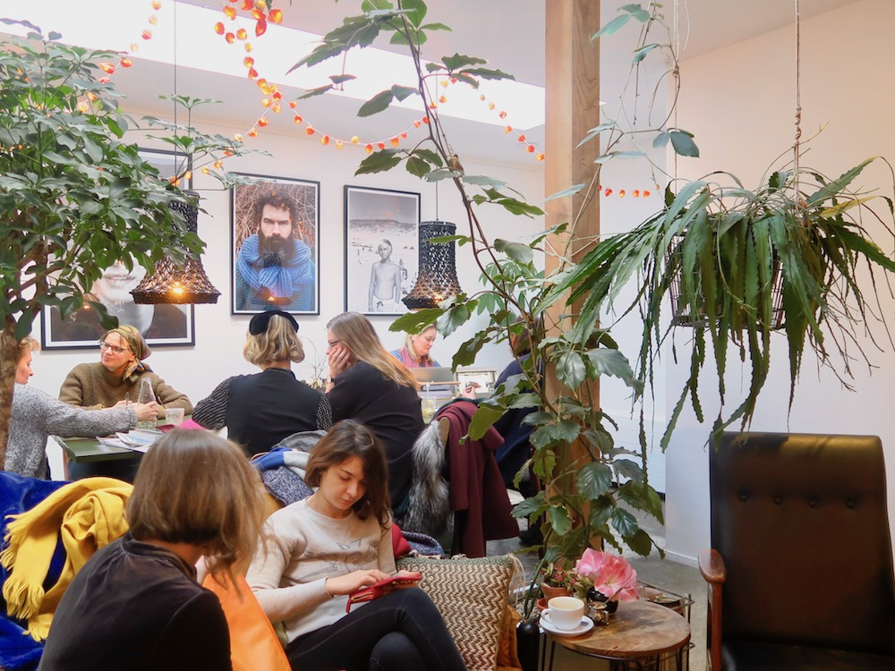 It's cosy inside Native Haarlem |curlytraveller.com