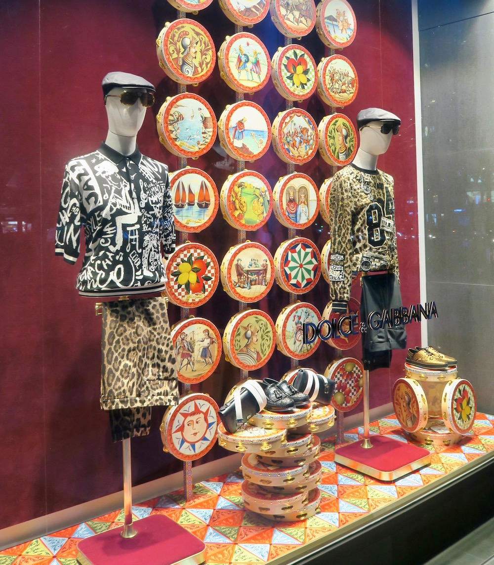Men's fashion by D&G ION Orchard |curlytraveller.com