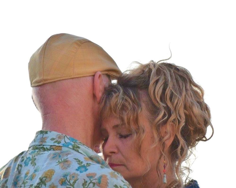 Couple dancing the argentine tango |curlytraveller.com