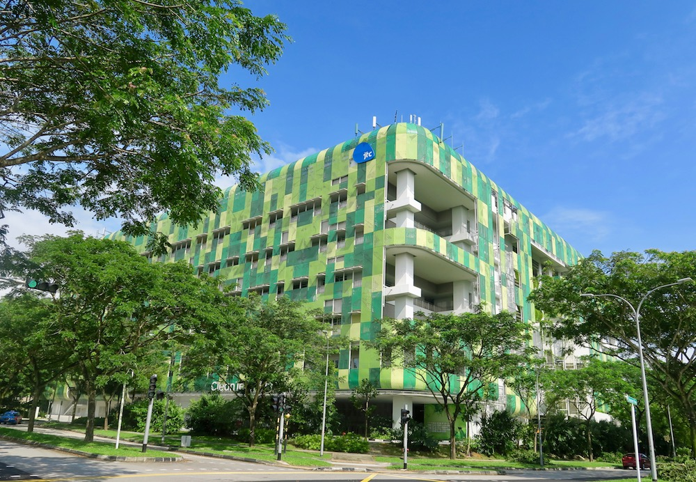 CleanTech university in Singapore |curlytraveller.com