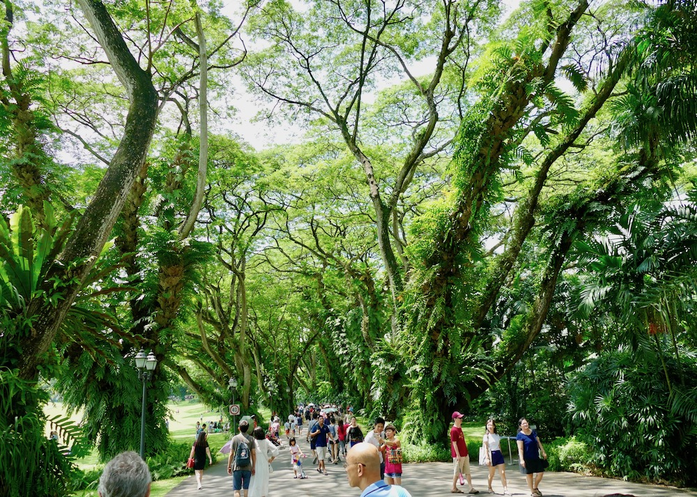 Istana visitors during one of the Open House Days |curlytraveller.com