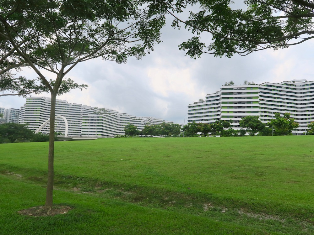Waterway Terraces HDB in Punggol Singapore |curlytraveller.com