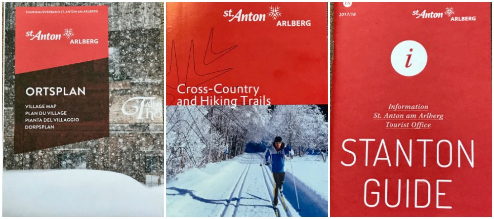Brochures by St. Anton Tourist Office |curlytraveller.com
