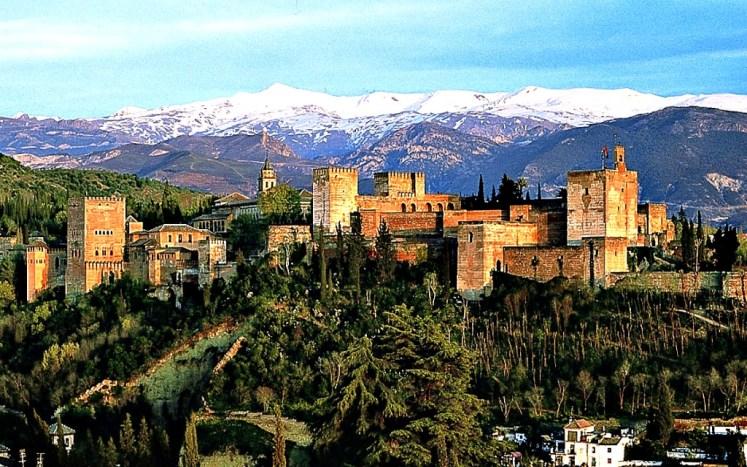 10. Alhambra Granada