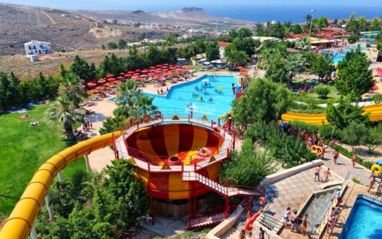 Water Park in Anopolis, source: http://www.watercity.gr/en/