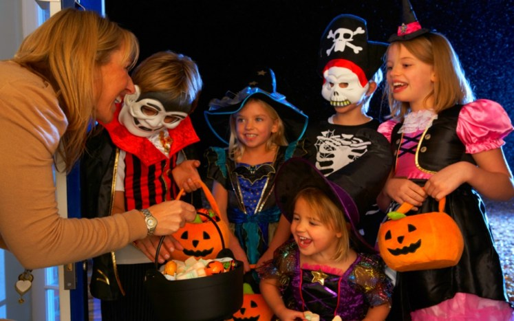 Fun trick or treat, source of picture: