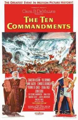 The Ten Commandments (1956) - The Pictures