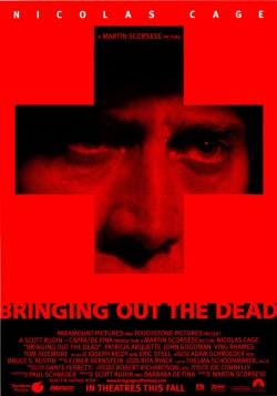 Bringing out the dead - paramedic