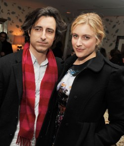 Noah Baumbach and Greta Gerwig - muse