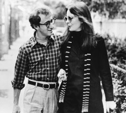 Woody Allen and Diane Keaton - muse