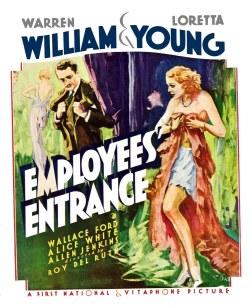 Employee's Entrance
