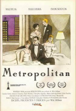 Metropolitan - Whit Stillman