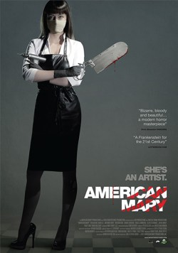 female villain American Mary