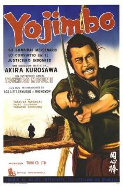 Akira Kurosawa Yojimbo