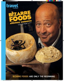 Dating Naked Bizarre Foods with Andrew Zimmern