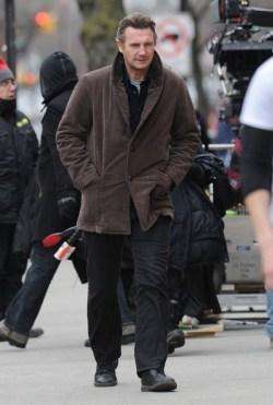 Liam+Neeson+Outerwear+Fitted+Jacket+djkPJ91ObqGl