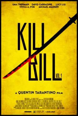 Kill Bill and movie violence