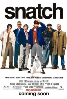Snatch - British bad guys