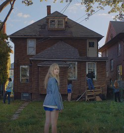 It Follows horror