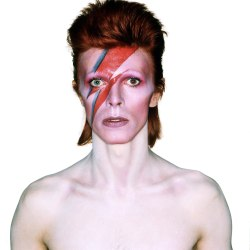 David Bowie - musical talents