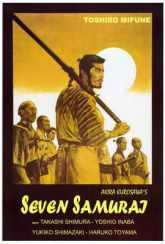 numbers seven samurai