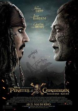 Pirates of the Caribbean: Dead Men Tale No Tales