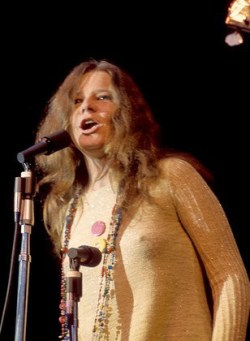 Janis Joplin at the Monterey Pop Festival