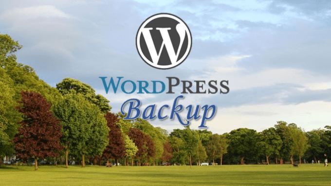 WP Backup2