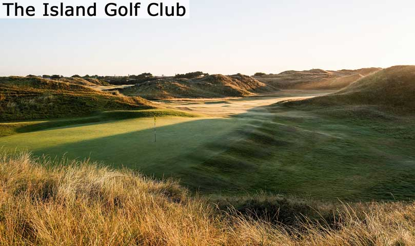 The Island Golf Club