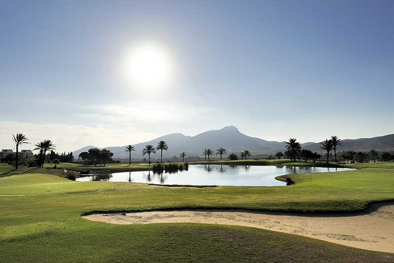 La Manga - Golf Course