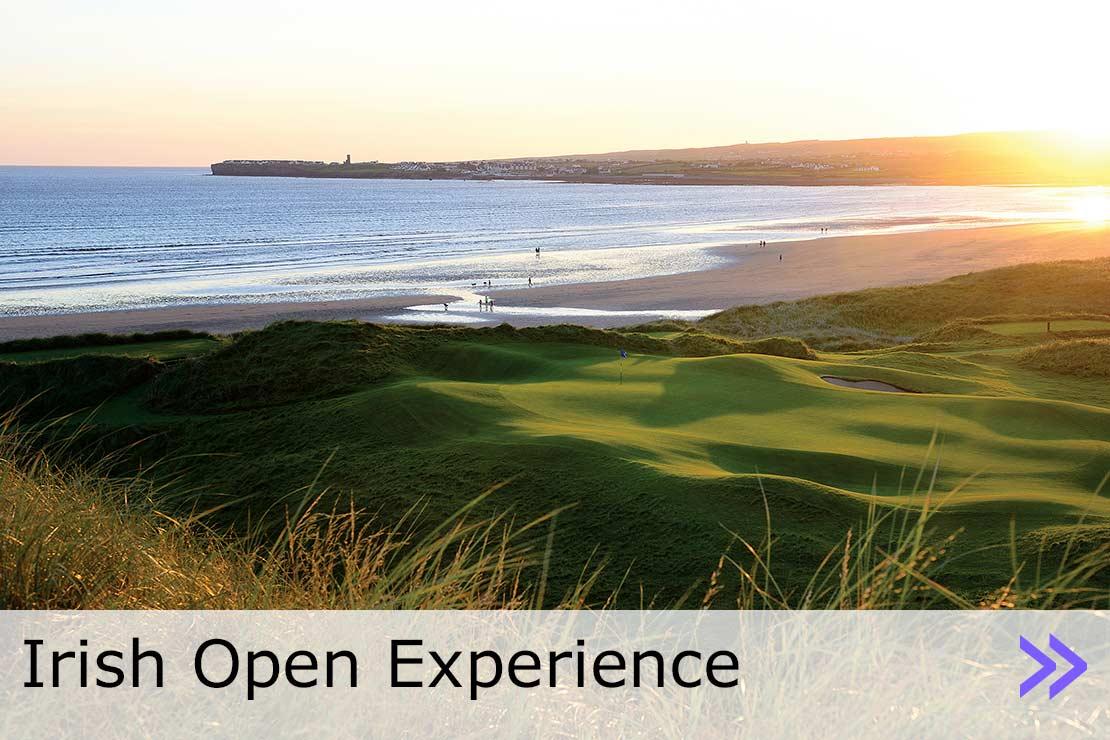 Travel - Irish Open Experience