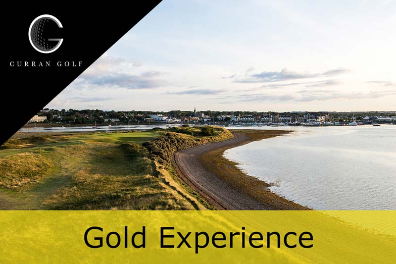 Hyperlink to the East Coast & Dublin Gold Experience web page