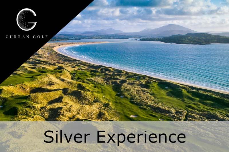 Hyperlink to the North West Ireland Silver Experience web page