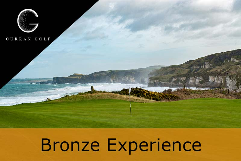 Hyperlink to the Northern Ireland Bronze Experience web page