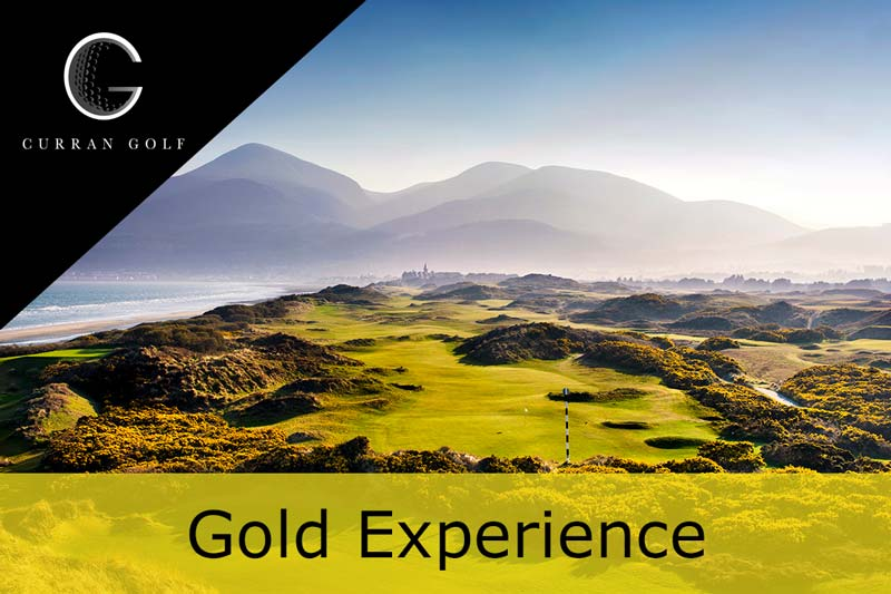 Hyperlink to the Northern Ireland Gold Experience web page