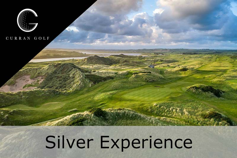 Hyperlink to the Northern Ireland Silver Experience web page